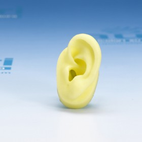 Orecchio magnetico sx giallo