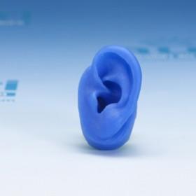 Orecchio magnetico sx blu