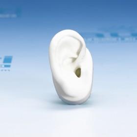 Orecchio magnetico dx bianco